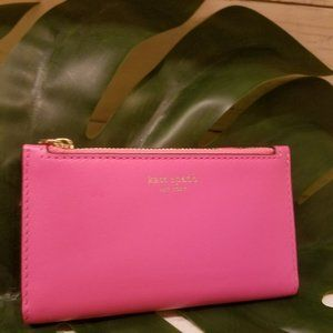 Kate Spade Jacqueline Small Slim Bifold Wallet